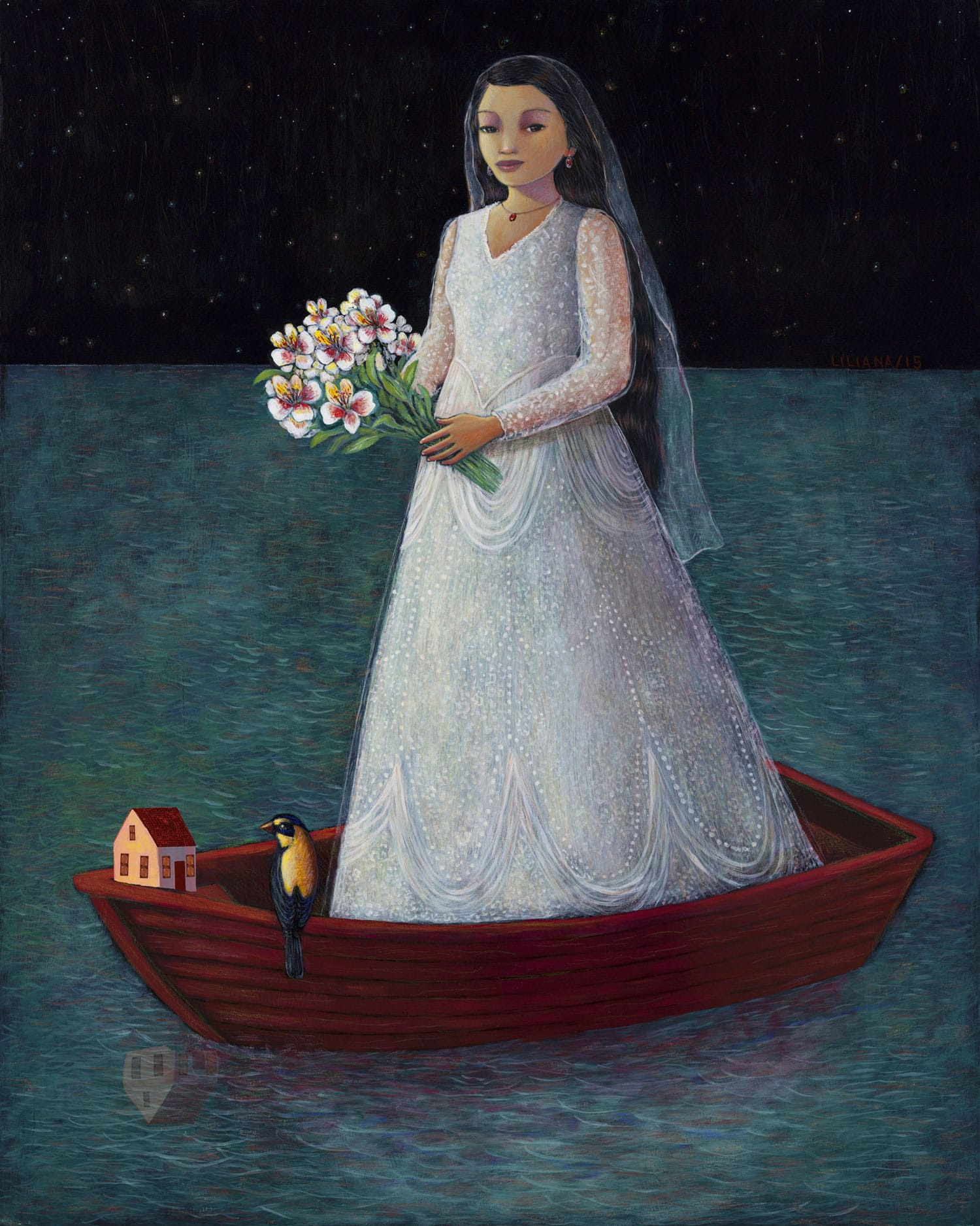 Bride by Liliana Wilson